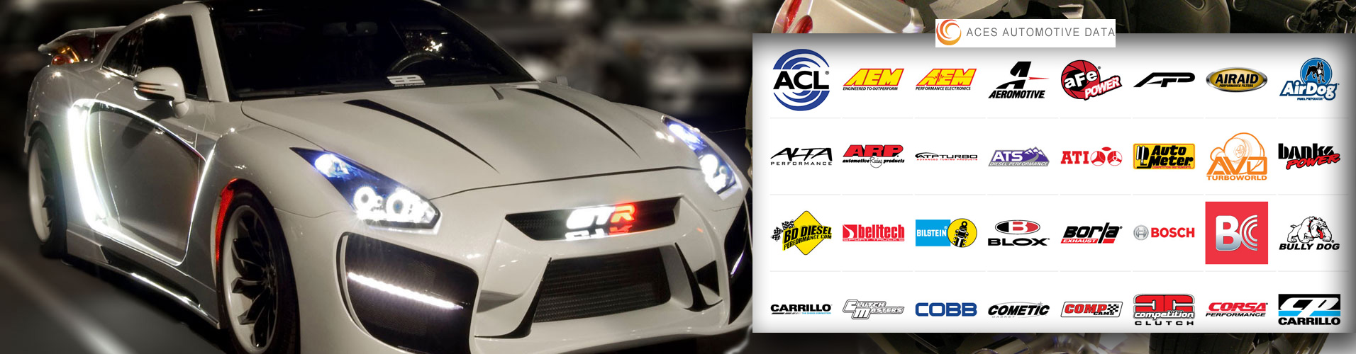 ACES Automotive Data 418 Brands Offer